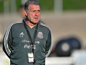 El entrenador de la selección mexicana de fútbol, Gerardo Martino/Foto cortesía