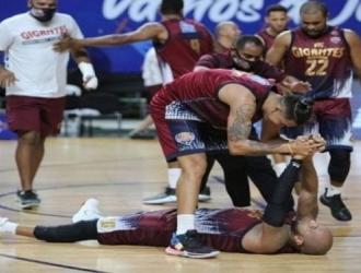 Gigantes estuvo en la semifinal de la pasada Superliga / SLB