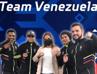 Finol, Korbaj, Palacios y Ramos son el equipo que representará a Venezuela en Belgrado / AIBA
