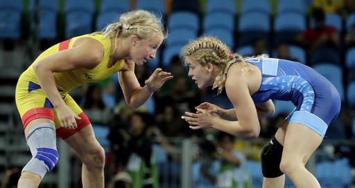 Momento antes de comenzar la pelea /Foto AP