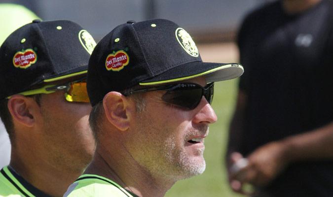 Jason Simontacchi estará como coach de lanzadores /Foto Alberto Torres Lamprea
