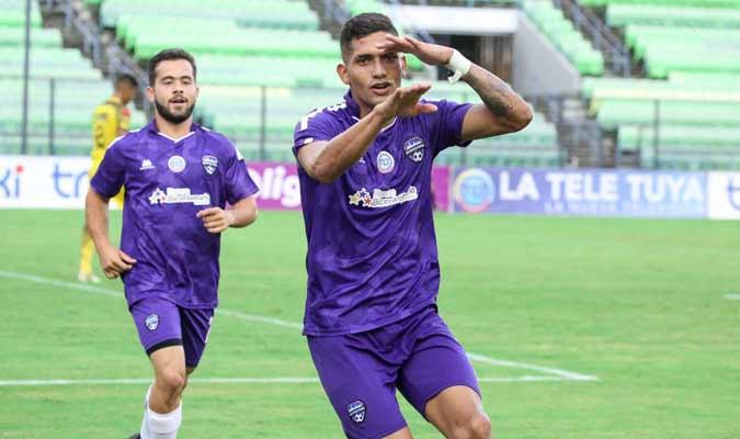 Darwin Gómez tiene cuatro goles en el campeonato / Foto: Cortesía