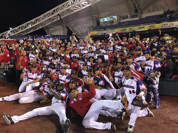 República Dominicana aparece en semifinales del evento por primera vez desde 2015| @SDCJalisco2018