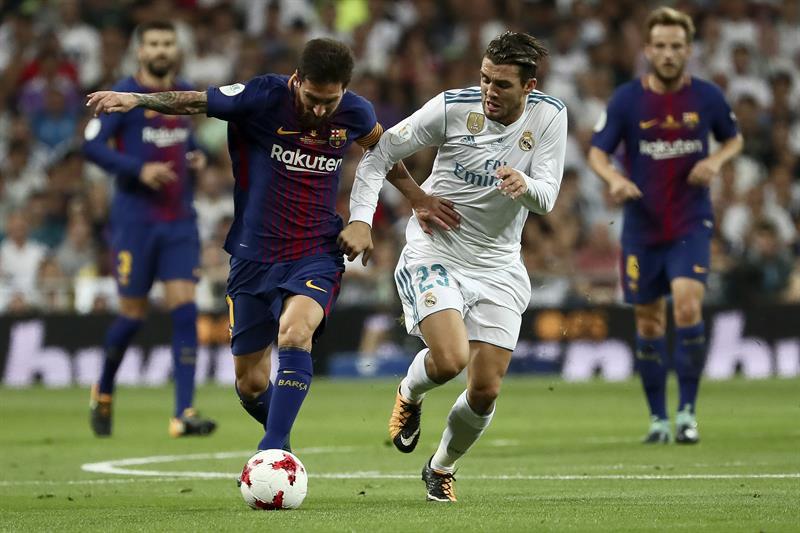 Kovacic hizo un trabajo sensacional con Messi  /Foto EFE