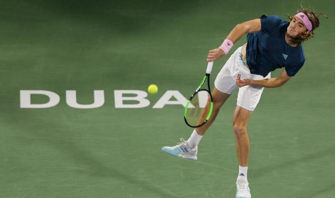 Tsitsipas ya le había ganado a Federer en el Abierto de Australia/ Foto AP
