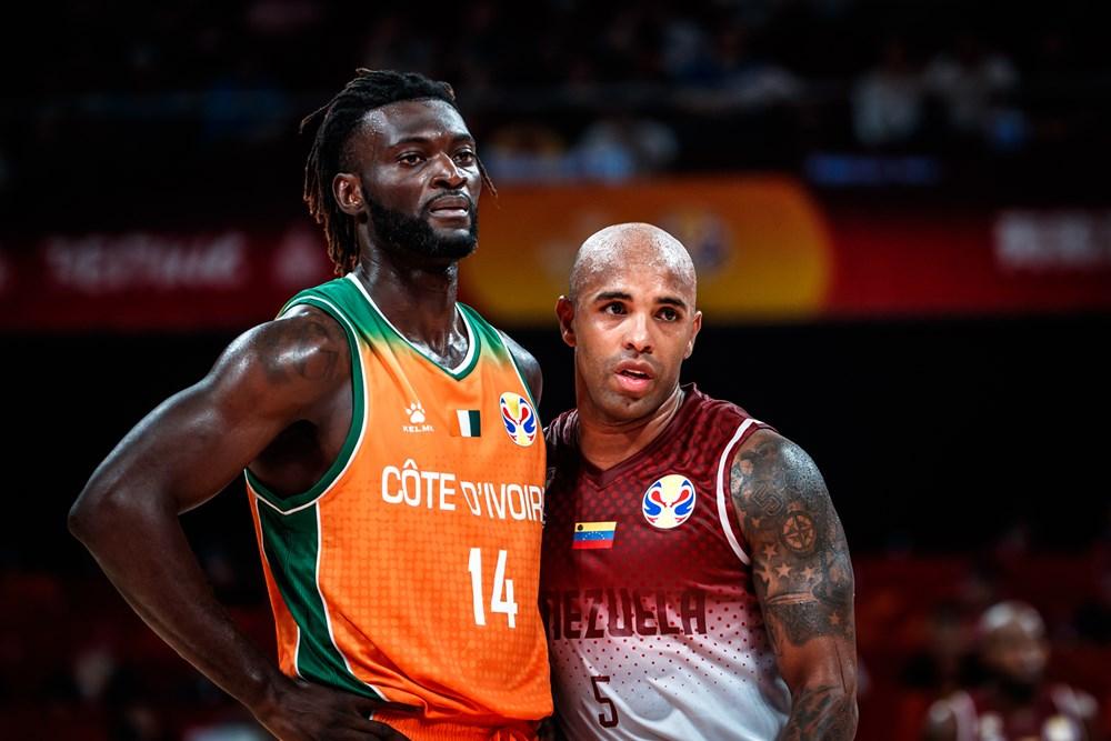 Vargas actuó bien en defensa/ Foto fiba.basketball.es