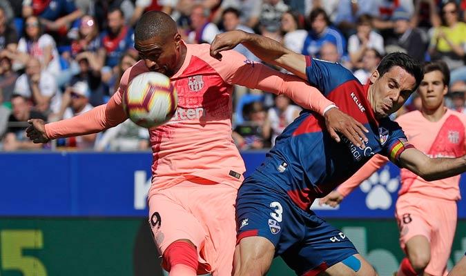 Boateng salió como titular ante el Huesca/ Foto AP