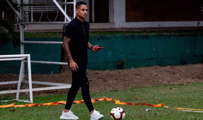 El ariete fichó hace días con el Emelec / Foto: Caracas FC