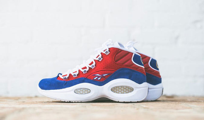 1996 Reebok Question - Allen Iverson