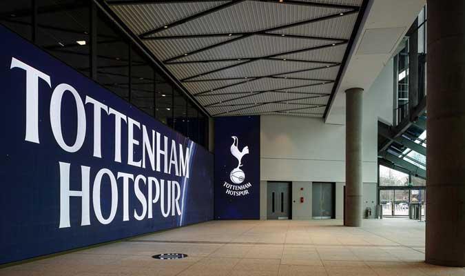 El nombre del club || Foto: Twitter (@Spurs_ES)