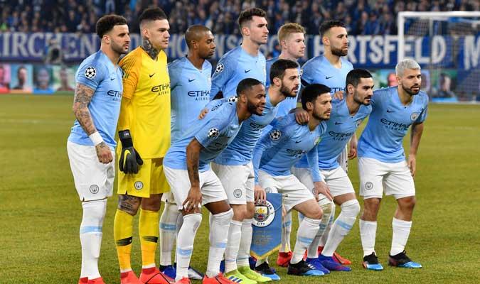 El City partió como favorito antes de empezar/ Foto AP