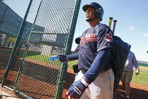 Encarnación lleva su poder a Cleveland /Foto AP