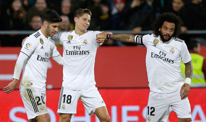 Llorente anotó el tercer y definitivo tanto del Madrid/ Foto AP