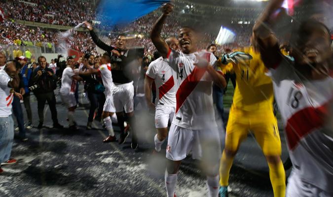 Perú Mundialista