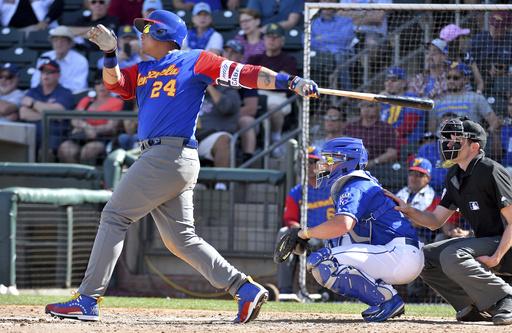 Miguel Cabrera conectó un dantesco cuadrangular /Foto AP