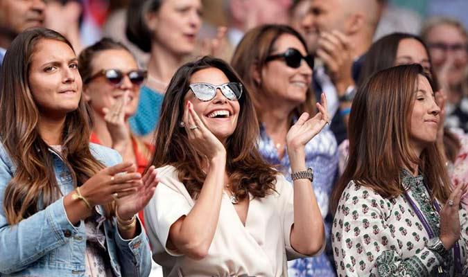 El público presente en el recinto / Foto: EFE