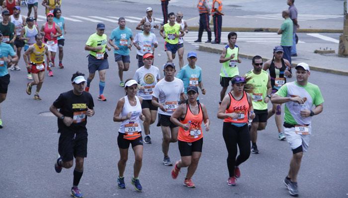 Maratón CAF 2017 /Foto Alberto Torres Lamprea