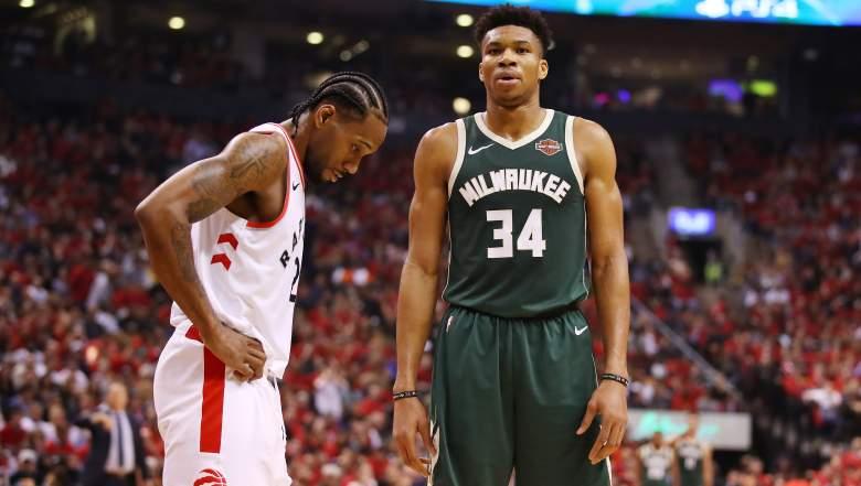 Warriors espera por el ganador de la serie entre Bucks y Raptors