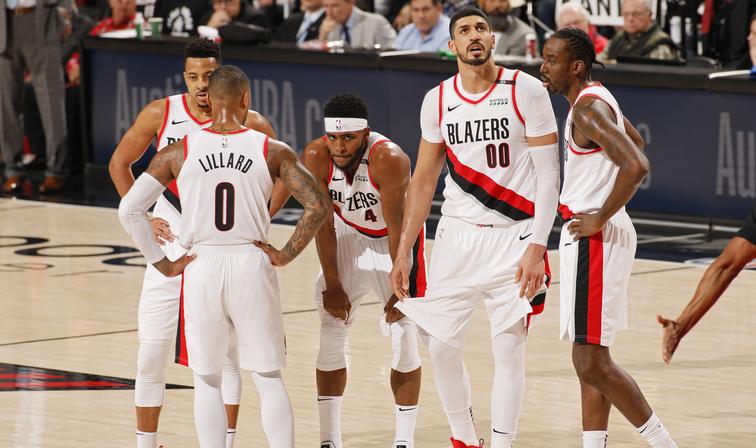 Los Blazers protagonizaron una fabulosa temporada 2019