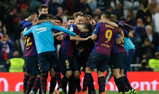 El solitario gol de Rakitic sirvió para quedarse con la victoria/ Foto AP