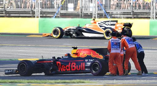 Ricciardo detuvo su racha terminando carreras /Foto AP