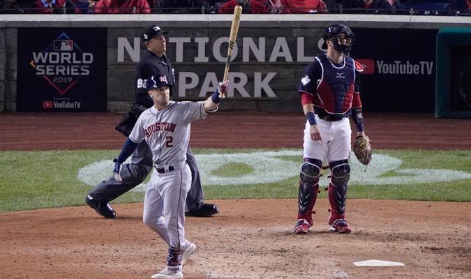 Bregman se lució con un grand slam/ Foto AP