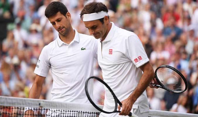 Ambos tenistas se tienen mucho respeto / Foto: EFE
