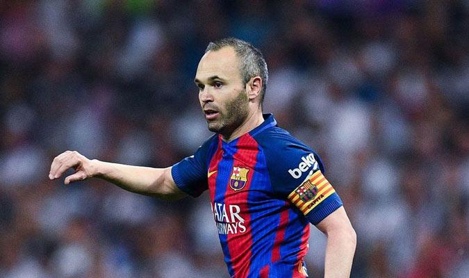 4- Iniesta (Barcelona) con 87 asistencias/ Foto Cortesía