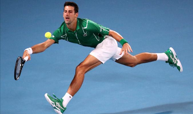 Djokovic ganó a Raonic con mucha facildiad/ Foto AP