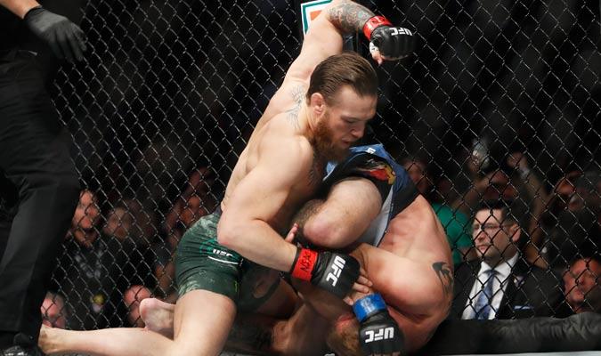 El irlandés apabulló a su rival/ Foto AP