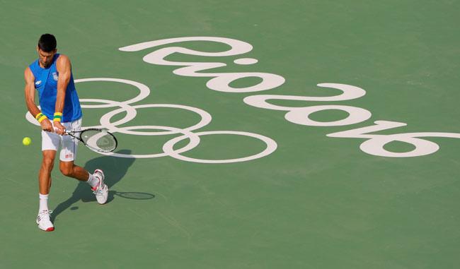 Djokovic es de los pocos Top10 que mantiene firme su participación en Río / Foto: AP