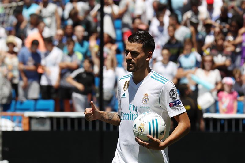 Ceballos fue aplaudido /Foto EFE