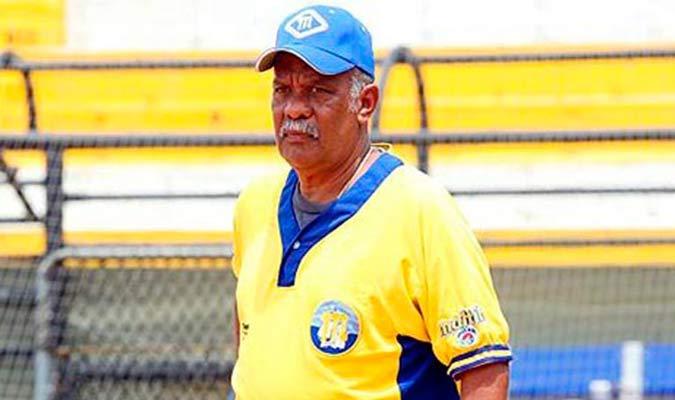 Gregorio Machado como técnico
