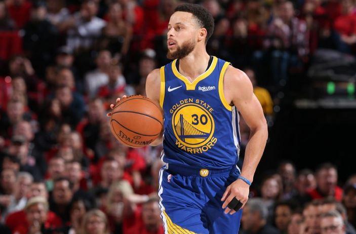 Stephen Curry fue el mejor jugador de Golden State durante toda la serie