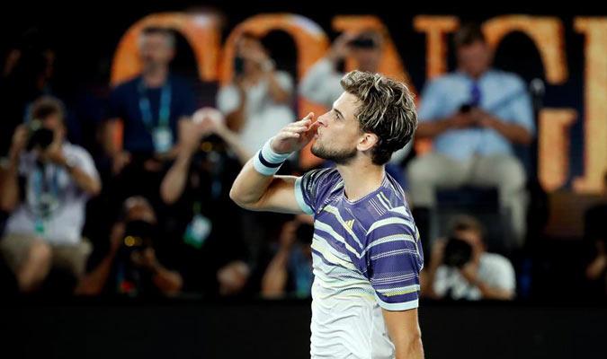 En la final se verá las caras contra Novak Djokovic/ Fotos EFE