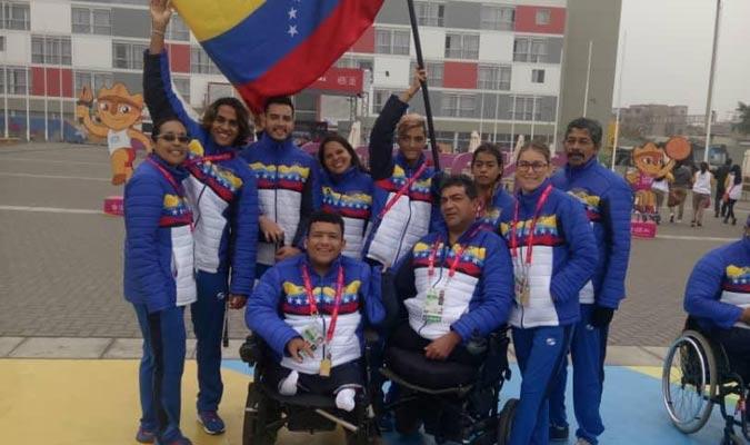 Los venezolanos quieren sumar medallas / Foto: Pedro Infante