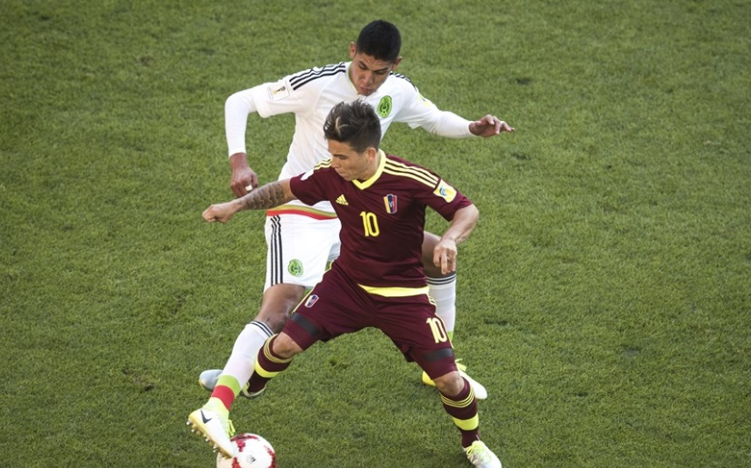 Soteldo mostró recuperación /Foto FIFA