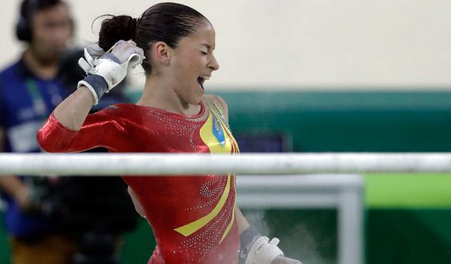 Jessica López sumó diploma olímpico para Venezuela/AP