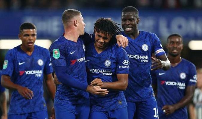 6. Chelsea (2.372 millones de euros aprox.)
