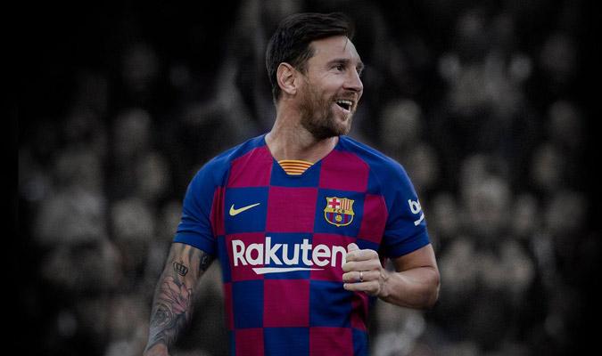 1- Messi (Barcelona) con 185 asistencias/ Foto Cortesía