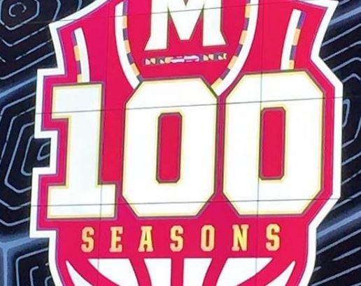 La universidad celebrando sus 100 temporadas/ Foto Cortesía