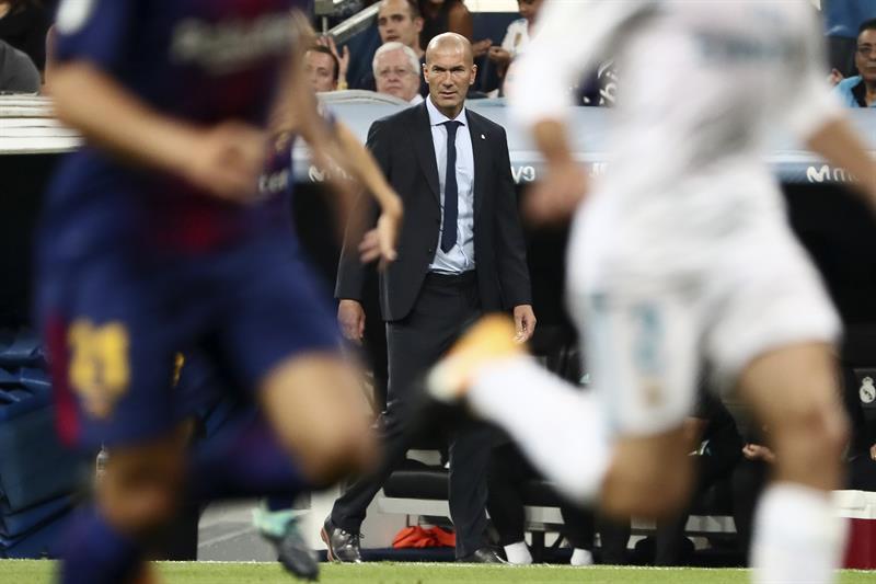 Zidane sigue sumando títulos  /Foto EFE