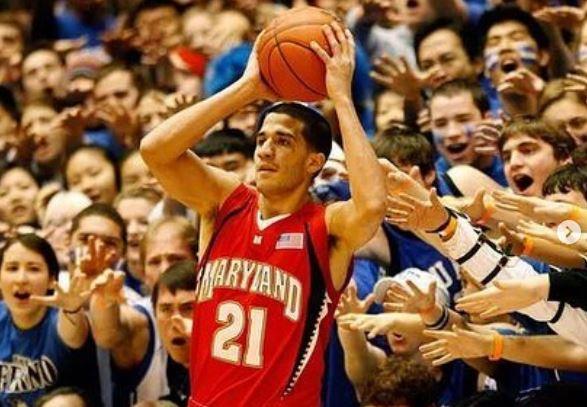 Greivis es uno de los estudiantes ilustres de Maryland/ Foto Cortesía