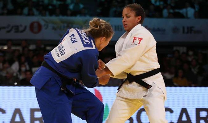 La criolla se luce de gran forma en el Judo / Foto: Cortesía