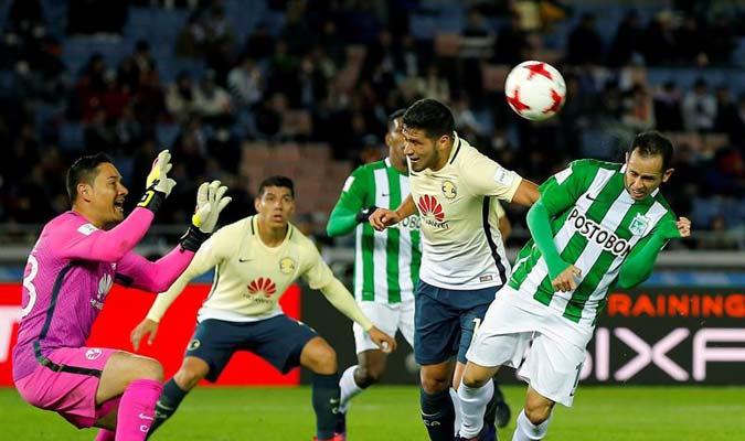 Primer venezolano en marcar gol en un mundial de clubes./EFE