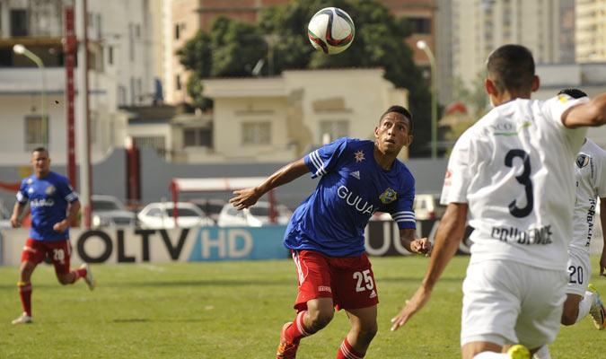 Simón Bolívar es el juvenil del Atlético Venezuela | Foto Prensa AV