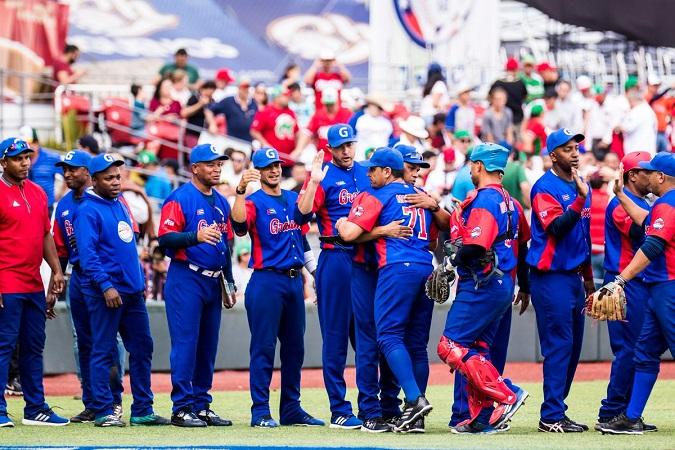Cuba tiene cuatro ediciones consecutivas clasificando hasta la instancia semifinal| @SDCJalisco2018