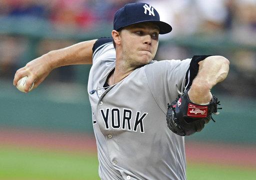 Sonny Gray tiene nuevo equipo y son los Yankees /Foto AP