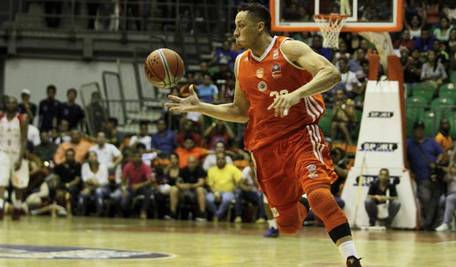 Pepito Romero demostró que sigue siendo un jugador efectivo /Foto Francisco Bruzco