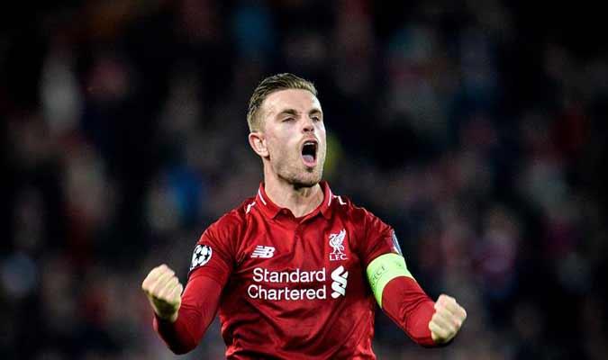 Henderson lideró al Liverpool / Foto: EFE